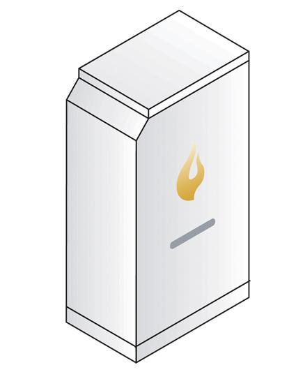 caldaia condensazione parete